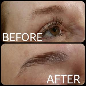 Eyebrow Smoothing